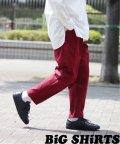 417 EDIFICE/【BIG SHIRTS / ビックシャツ】 2タック パンツ/503465093