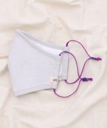 coen/【WEB限定】フィルターポケット付き 洗えるファッションマスク(カラーゴム)/503431019