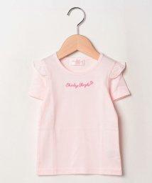 ShirleyTemple/肩フリルTシャツ(100~130cm)/503429945