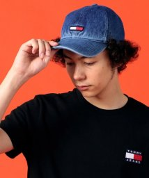 TOMMY JEANS/ロゴデニムキャップ/503433698