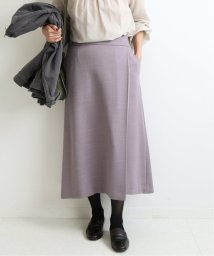 IENA/ビエラトラペーズラップスカート◆/503471708