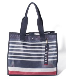 TOMMY HILFIGER/HANNA-WOVEN MESH-TOTE/503463277