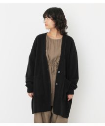 BLACK BY MOUSSY/loose knit cardigan/503477733