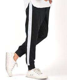 LUXSTYLE/サイドラインジョガーパンツ/ジョガーパンツ メンズ サイドライン/503477862