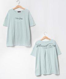 Lovetoxic/バックビッグロゴTシャツ/503464612