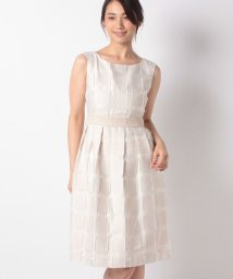 PROPORTION BODY DRESSING/LLカットジャガードワンピース/503466804