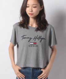 TOMMY HILFIGER/ロゴTシャツ/503477950
