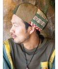 CAYHANE/【チャイハネ】異素材パッチワークベレー帽 CFOP0303/503484249