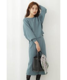 PROPORTION BODY DRESSING/ドルマンニットセットアップ/503487481