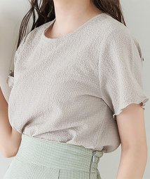 OLIVE des OLIVE/涼しげコンパクトTシャツ/503477706