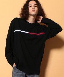 TOMMY HILFIGER/トミーヒルフィガー ロゴ ロング Tシャツ / TINO TEE L/S/502946422