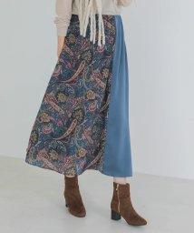 Bou Jeloud/ブロッキングスカート/503469060
