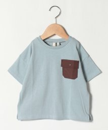 LAGOM/【lagom】ナイロンポケットBIGTシャツ/503481180