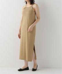 EMILY WEEK/Organic Cotton アメリカンスリーブワンピース/503496206