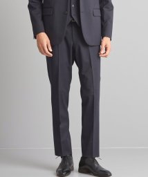green label relaxing/【WORK TRIP OUTFITS】WTO TW/PU サージ NP スラックス<スリムフィット>/503376608
