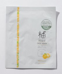 Afternoon Tea LIVING/ゆずフェイスマスク/503473013