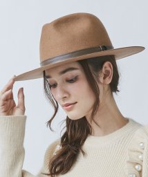Chapeaud'O/Chapeau d' O Flat Brim Fedora/503498389