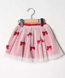ShirleyTemple/リボン付きチュールスカート(80~90cm)/503483583