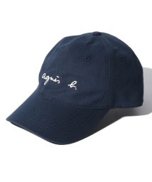 agnes b. HOMME/GT47 CASQUETTE ロゴキャップ/503490772