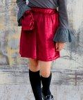 子供服Bee/ベロアスカート/503499906