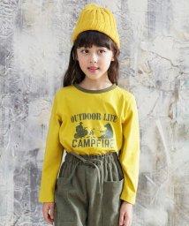 子供服Bee/長袖プリントTシャツ/503499934