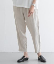 URBAN RESEARCH/Vincent et Mireille LINEN EASY PANTS/503507808
