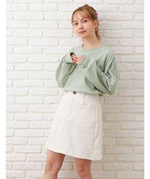 INGNI/ライスコール台形スカート                        /503496647