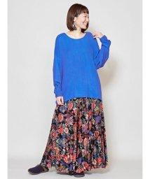 CAYHANE/【チャイハネ】yul バック刺繍ハイローヘムワンピース IDS-0902/503506662