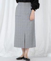 VICKY/サスペンダー付きスカート/503508208