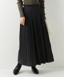 IENA/【ATON/エイトン】WOOL PLAIN JERSEY プリーツスカート/503510361