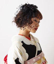 FURIFU/ 小花チュールヘッドドレス / 成人式 卒業式 髪飾り/503462207
