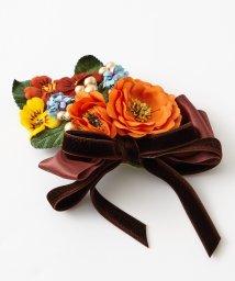 FURIFU/ 髪飾り「小花貴婦人カクテル」/ 成人式 卒業式 結婚式 着物 コーム/503462210