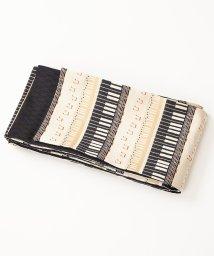 FURIFU/ 【ふりふWEB限定】半巾帯「鍵盤と音符」/503462213