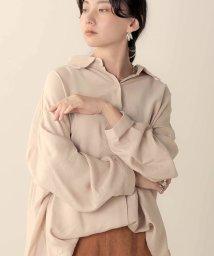 Bou Jeloud/【WEB限定】ビッグシャツ/503487743