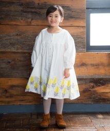 Little s.t.bys.t.closet/【Little.s.t by s.t.closet】刺繍ワンピース/503499957
