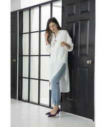Emma Taylor/PIN TUCK SHIRT DRESS/503515002