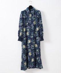 GRACE CONTINENTAL/刺繍シャツワンピース/503516253