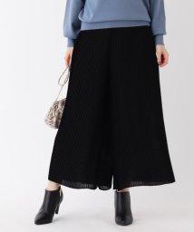 index/【 andGIRL10月号掲載】【WEB限定サイズ】ジョーゼットプリーツスカートパンツ/503517301