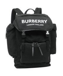 BURBERRY/バーバリー リュック メンズ レディース BURBERRY 8009265 A1189 ブラック A4対応/503518258