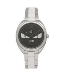 FENDI/フェンディ 腕時計 レディース メンズ FENDI F216031104D1 シルバー ブラック/503520375