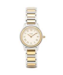 FENDI/フェンディ 腕時計 レディース FENDI F251124000 ホワイト/シルバー/ゴールド/503520385