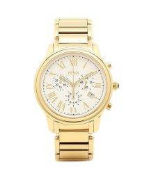 FENDI/フェンディ 腕時計 レディース FENDI F252414000 ホワイト ゴールド/503520386