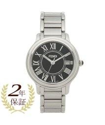 FENDI/フェンディ 腕時計 メンズ FENDI F257011000 ブラック シルバー/503520390
