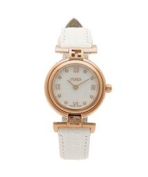 FENDI/フェンディ 腕時計 レディース FENDI F275244D ホワイトパール ピンクゴールド/503520391