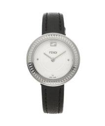 FENDI/フェンディ 腕時計 レディース FENDI F354024011-H ブラック シルバー ホワイト/503520395