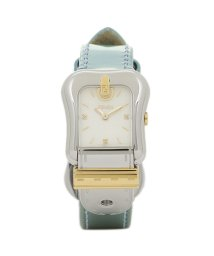 FENDI/フェンディ 腕時計 レディース FENDI F380124581D1 ホワイトパール シルバー グリーン/503520397