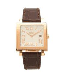 FENDI/フェンディ 腕時計 メンズ FENDI F604514021 ブラウン/503520404