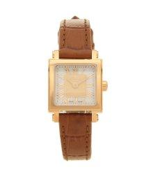 FENDI/フェンディ 腕時計 レディース FENDI F604524521 20MM ブラウン ホワイトパール/503520405