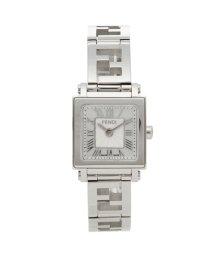 FENDI/フェンディ 腕時計 レディース FENDI F605024500 ホワイトパール シルバー/503520407