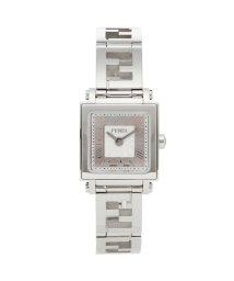 FENDI/フェンディ 腕時計 レディース FENDI F605027500 ピンクパール シルバー/503520408